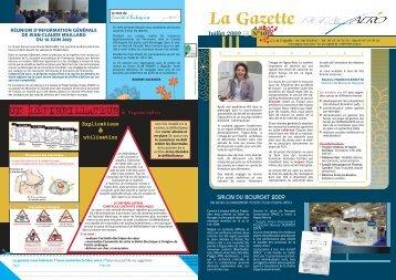Gazette N°10 - Figeac Aéro