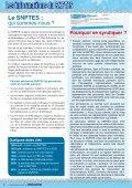 union nationale des syndicats autonomes - Syndicat National du ... - Page 4