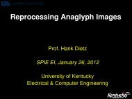 Reprocessing Anaglyph Images - The Aggregate
