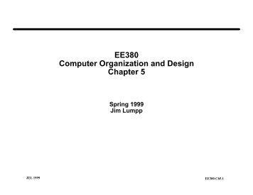 computer organization and design 4th edition pdf