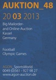 English Descriptions - Agon-Auktion