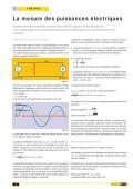 Surveillez en permanence votre réseau électrique ... - Chauvin-Arnoux - Page 4
