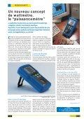 Surveillez en permanence votre réseau électrique ... - Chauvin-Arnoux - Page 6