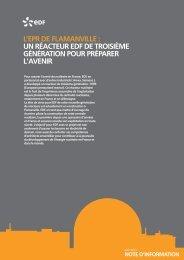 L'EPR de Flamanville - Energie EDF