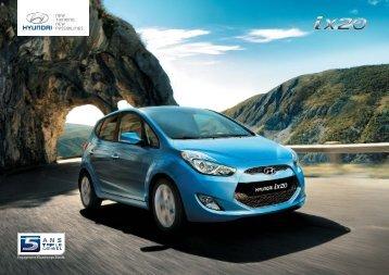 Hyundai ix20 - Garage Vizinot