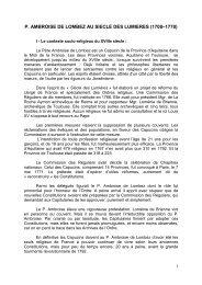 Ambroise de Lombez, fiche signalétique - Frères Capucins Province ...