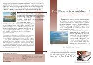 Des éléments incontrôlables… - Eglise Adventiste du Septième Jour ...