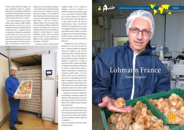 Lohmann France A3 French - Chick Master