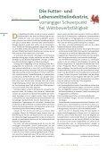 Zusammenhang zwischen Landwirtschaft und Gesellschaft Dossier - Seite 2