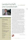 Zusammenhang zwischen Landwirtschaft und Gesellschaft Dossier - Seite 3
