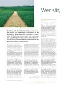 Zusammenhang zwischen Landwirtschaft und Gesellschaft Dossier - Seite 6