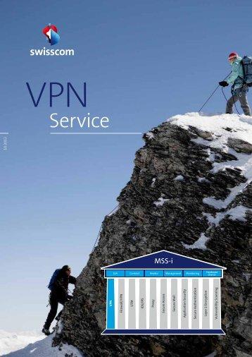 Service - Swisscom