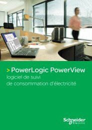PowerLogic PowerView - Schneider Electric