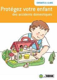Protégez votre enfant des accidents domestiques - CHU Toulouse