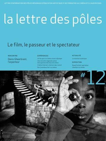 Le film, le passeur et le spectateur - Festival International du Court ...