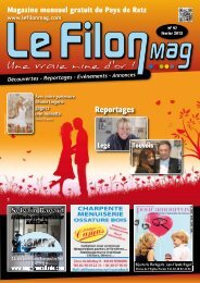 FEVRIER 2013 - N°97 - Le FiLON MAG