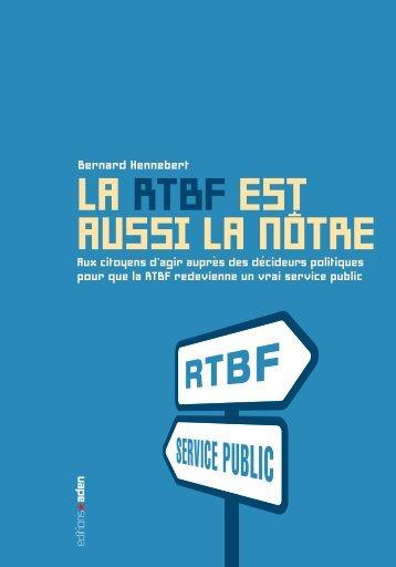 La RTBF est aussi la nôtre - Consoloisirs