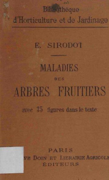 MALADIES - Biblioteca Digital de Obras Raras e Especiais - USP