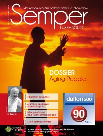 DOSSIER Aging People - DSB Communication