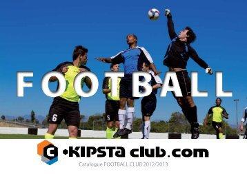 Catalogue FOOTBALL CLUB 2012/2013 - Kipsta Club