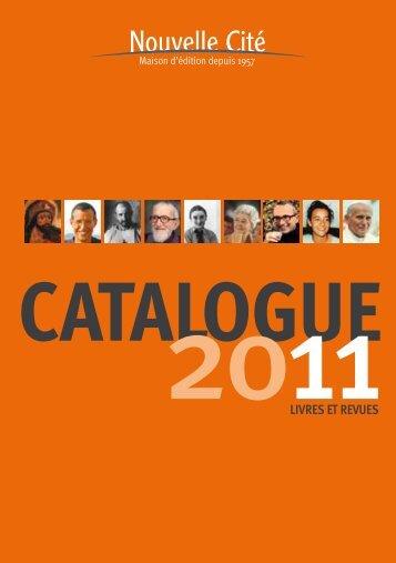 Télécharger le catalogue - Nouvelle Cité