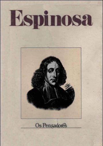 18 – Baruch Spinoza - Charlezine