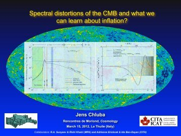 Spectral distortions of the CMB and what we can learn about inflation?