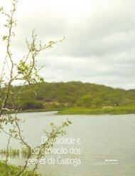 Diversidade e conservação dos peixes da Caatinga - Ainfo