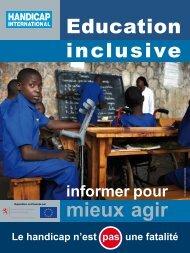 Exposition Education Inclusive - Handicap International