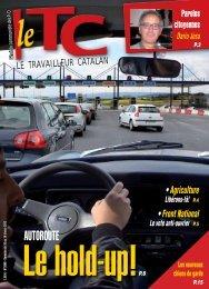 AUTOROUTE - Le Travailleur Catalan