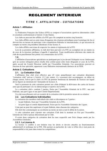 r 233 glement f 233 d 233 ration fribourgeoise des clubs de quilles