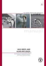 Wild birds and avian influenza - FAO.org