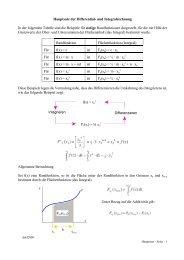 Hauptsatz der Differential- und Integralrechnung In der ... - Aj-dons.de