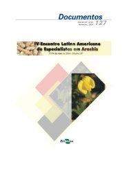 IV Encontro Latino-Americano de Especialistas ... - Ainfo - Embrapa