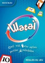 Wataï - Jeux Dujardin