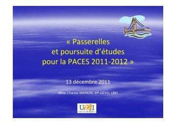licence de biologie UM2 - Faculté de médecine de Montpellier