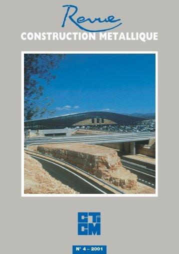 CONSTRUCTION METALLIQUE - Arcora
