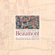 L'abbaye Saint-Pierre de Beaumont - beaumont63