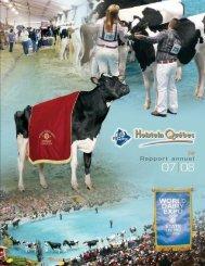Télécharger - Holstein Québec