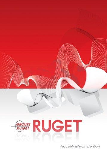 Quelques exemples de nos réalisations - Groupe Ruget