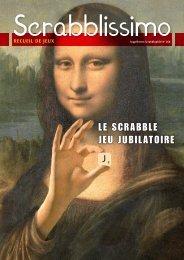 Scrabblissimo - Fédération Suisse de Scrabble