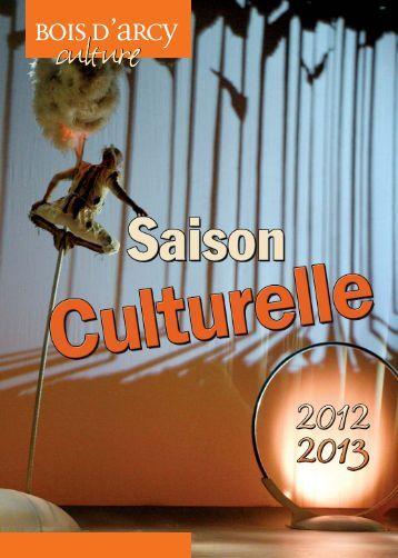 PROGRAMME-ENTIER Saison Culturelle 2012-2013 ... - Bois d'Arcy
