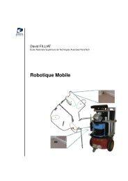 Filliat - Robotique Mobile - Ensta