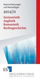 Philologie - Uni-Online