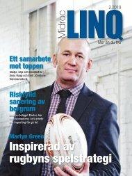 Midroc LINQ, nummer 2 2010