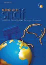 Bulletin Janvier 2012 - snclf