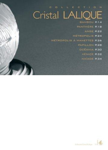 Catalogue Robinetterie Lalique - JCD