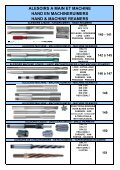hand & machine reamers - TME - Page 2