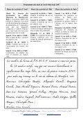 Bulletin AMCP n° 2 - Association Montfort Culture et Patrimoine - Page 5