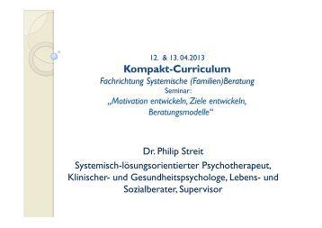 Kompakt-Curriculum - Akjf.at